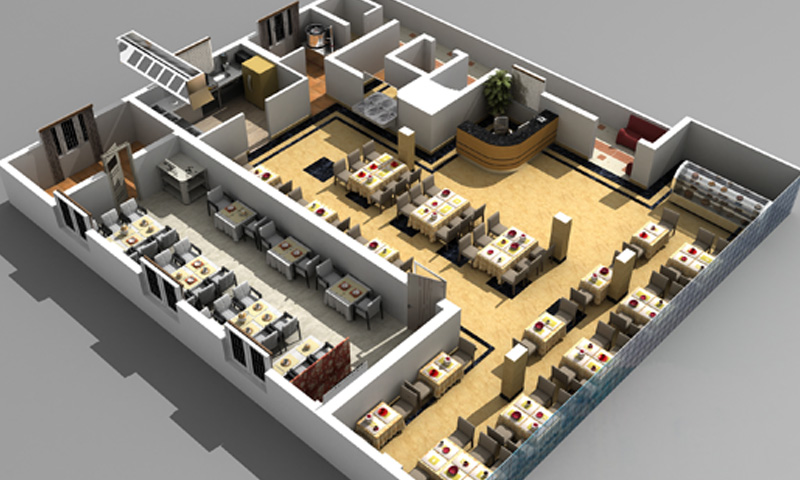 axonometric view designs in chennai